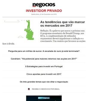 Investidor Privado