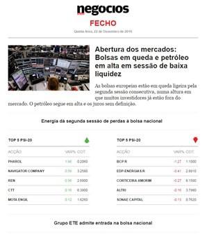 Fecho